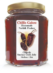 Smoked Chilli Jelly (Chipotle)