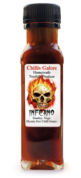 Inferno Hot Sauce