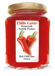 "Red Chilli ""Jammy"" Relish"